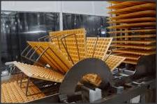 Подсобный работник производство вафель в Чехии