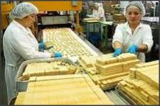 Бесплатные вакансии в Польше - упаковка печенья