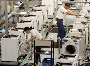 Работа в Польше завод стиралок