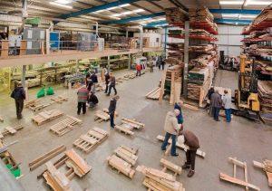 Работа в Польше мебельная фабрика