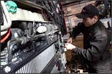 Слесарь-механик грузовых автомобилей