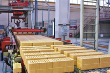 Работа в Польше - производство кирпича