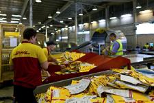 Работа в Польше склад DHL