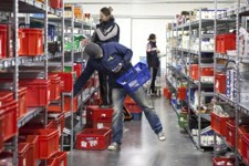 Работа в Чехии склад Прага NIC